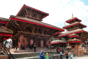 Kathmandu Durbar Square is only minutes away from Hotel Yala Peak